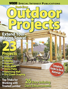 Best-Ever Outdoor Projects 2012